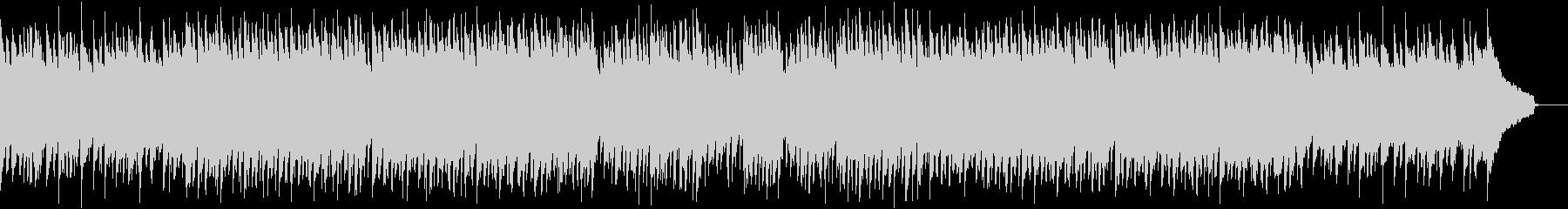 ジャズ・ピアノ・綺麗・PVの未再生の波形