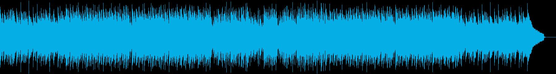 ジャズ・ピアノ・綺麗・PVの再生済みの波形