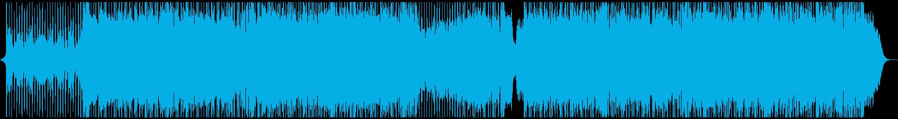 感動的なストリングスポップ VPやCMにの再生済みの波形