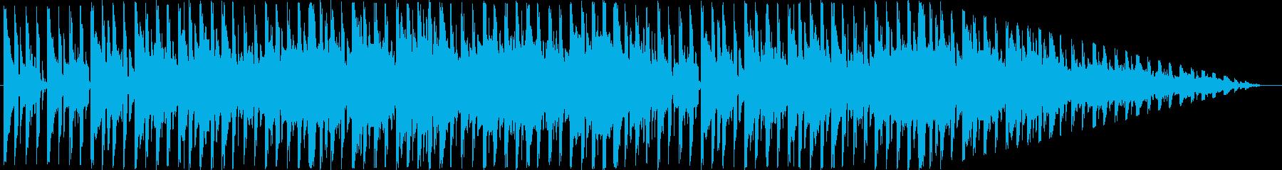 ポップ。ピンクフロイド。壁。の再生済みの波形