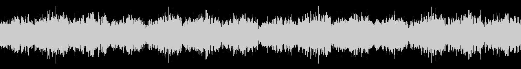 警報が鳴る(ループ対応)の未再生の波形