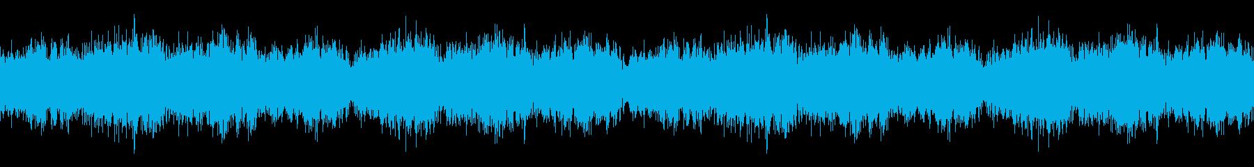 警報が鳴る(ループ対応)の再生済みの波形