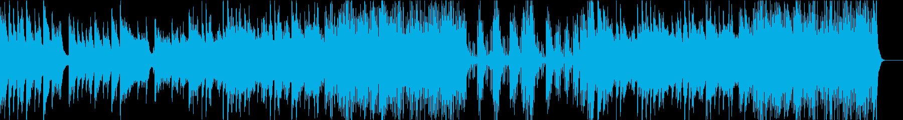 ソロピアノ/希望/復活/未来/過去/優雅の再生済みの波形