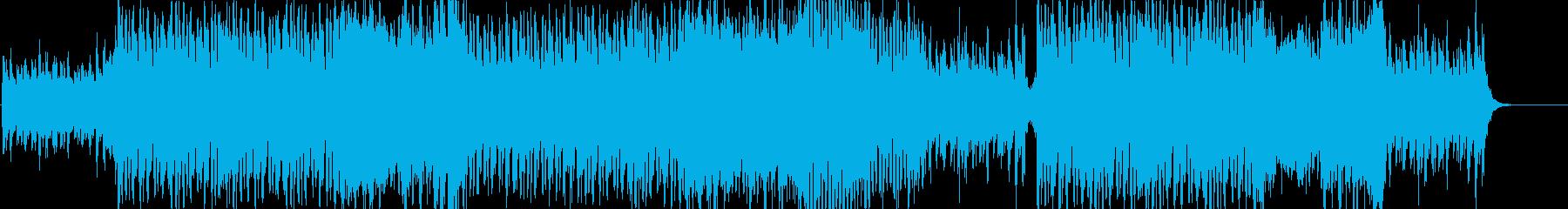ハロウィンにぴったりなオーケストラの再生済みの波形