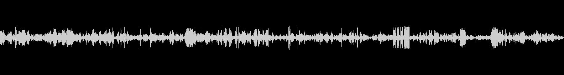 メカニカル、ボーカル;泣き言、泣き...の未再生の波形