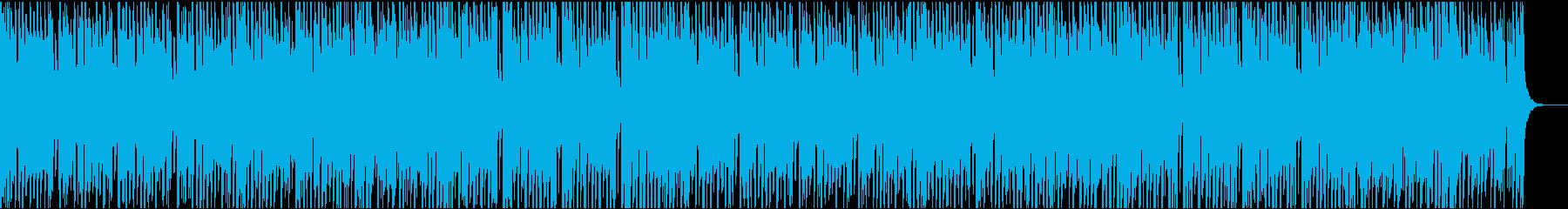 39秒でサビ、琴、電子音ダークの再生済みの波形