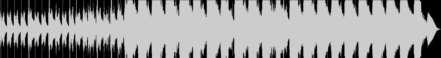 催眠音風景 #003の未再生の波形