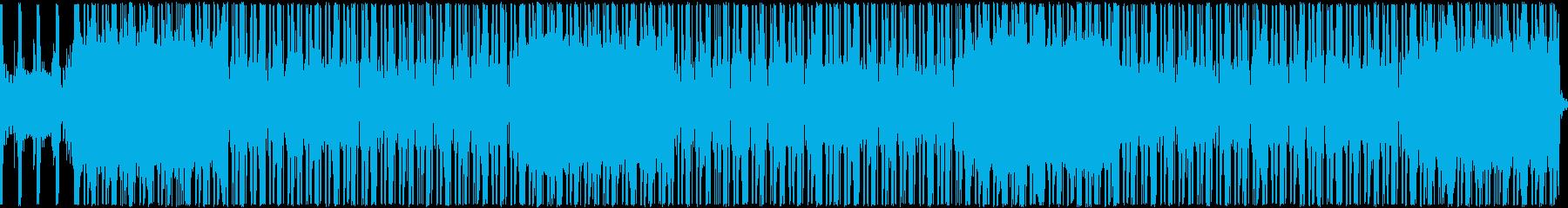 ギャングラップ ポジティブ 明るい...の再生済みの波形