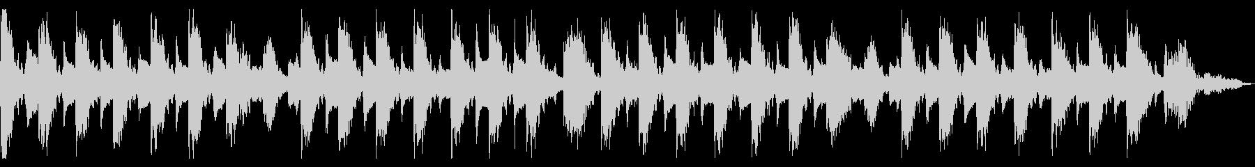 ピタゴラスイッチ風BGM《サウンドロゴ》の未再生の波形