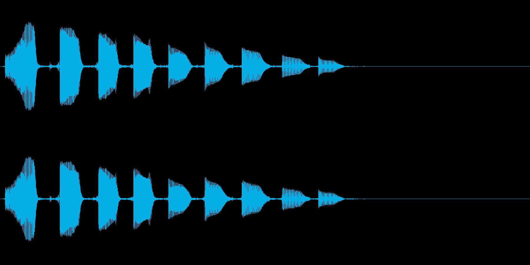 STEEL GUITAR:笑いアク...の再生済みの波形