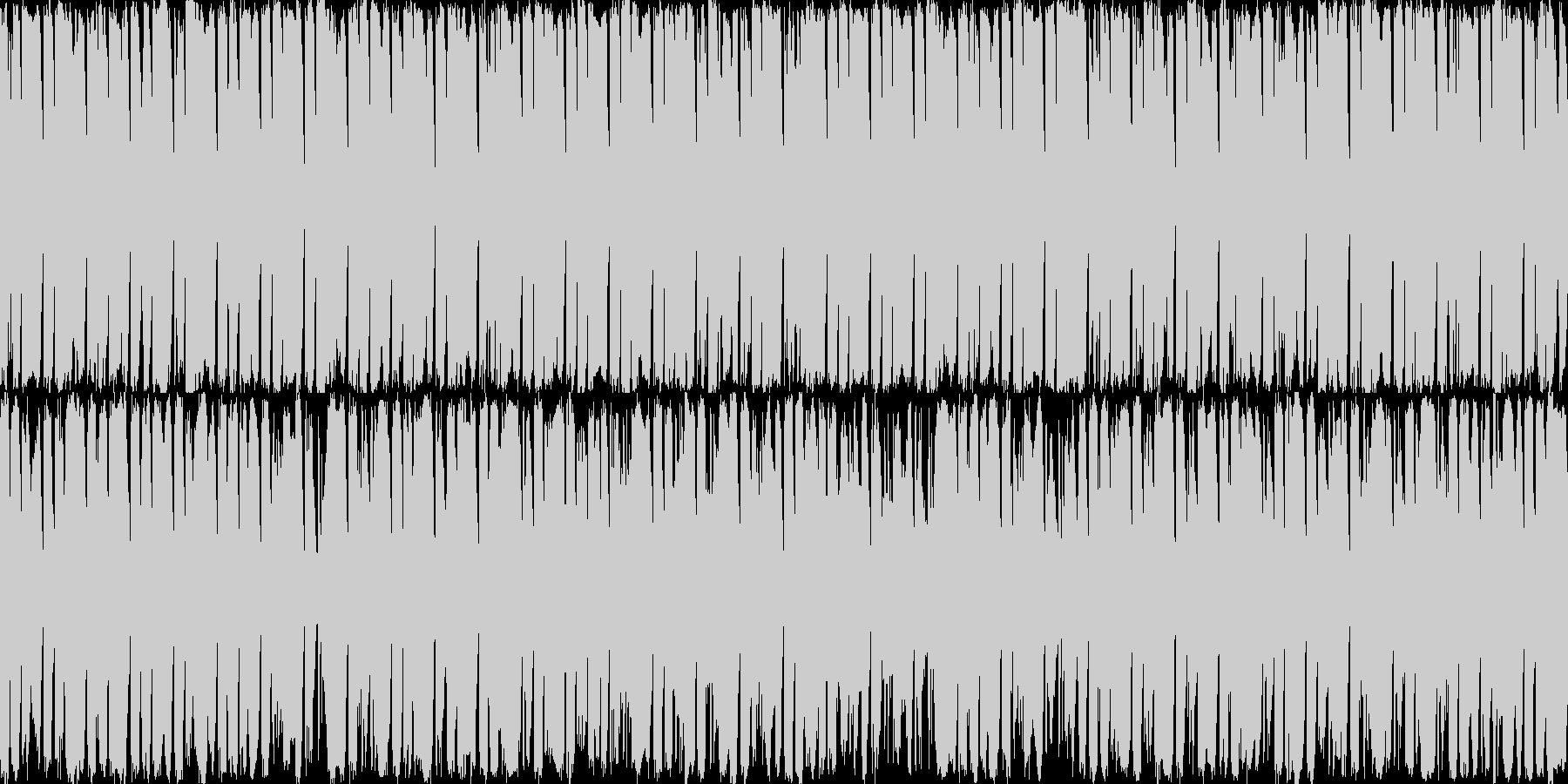 パワービート1(勝利への道)の未再生の波形