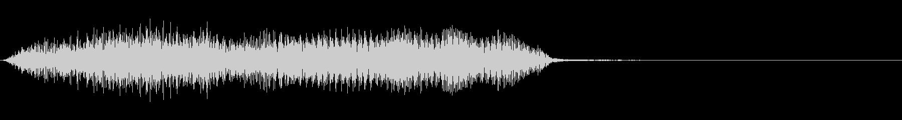 ヴァイオリン:短い悲しいアクセント...の未再生の波形