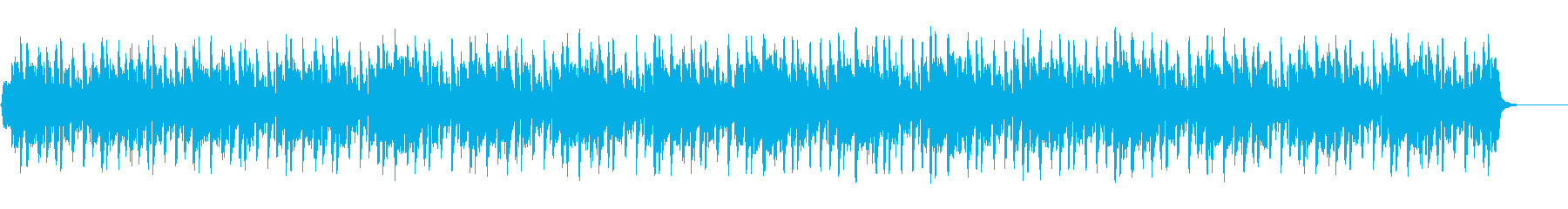 ディスコ・ストリングス・おしゃれの再生済みの波形