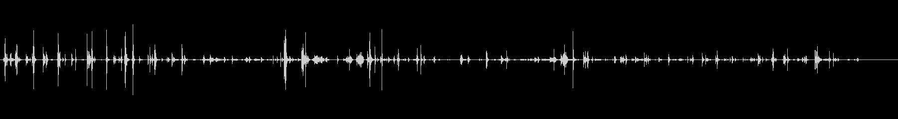 ヘビーメタルの動き:さまざまなメタ...の未再生の波形