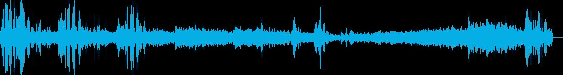 【ゲーム】 SFX ライズアップ 01の再生済みの波形