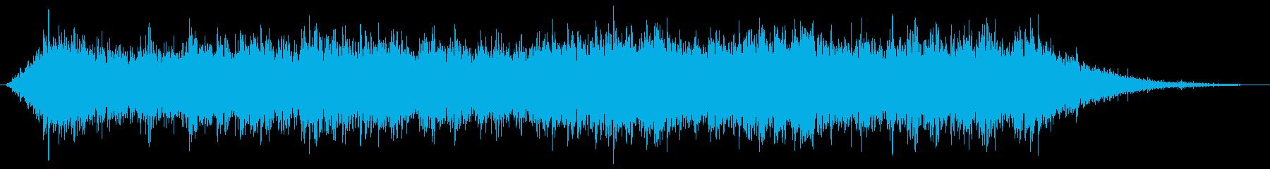 【ホラー】ダークアンビエント_05の再生済みの波形