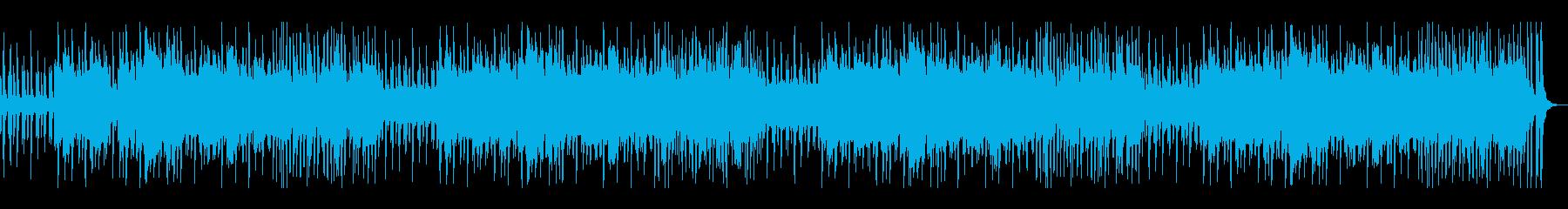 生き物の映像やタイムラプスにオススメですの再生済みの波形