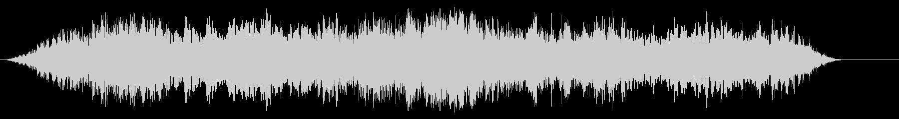 バッスルライオット0-40の未再生の波形