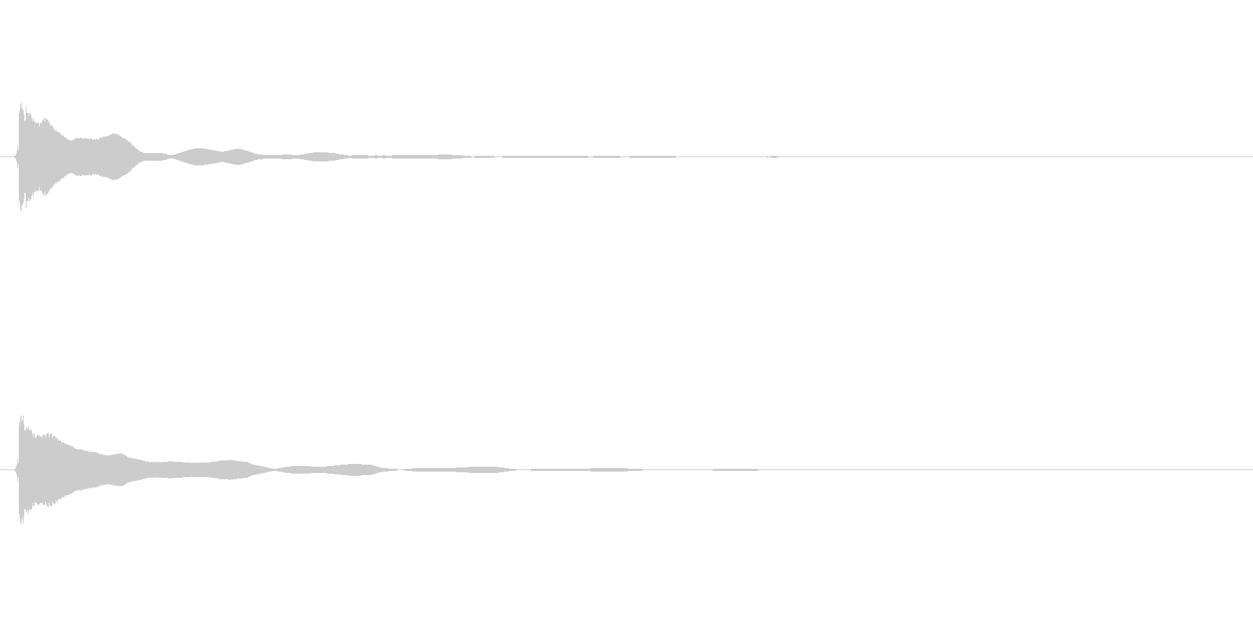 キラキラ系_113の未再生の波形