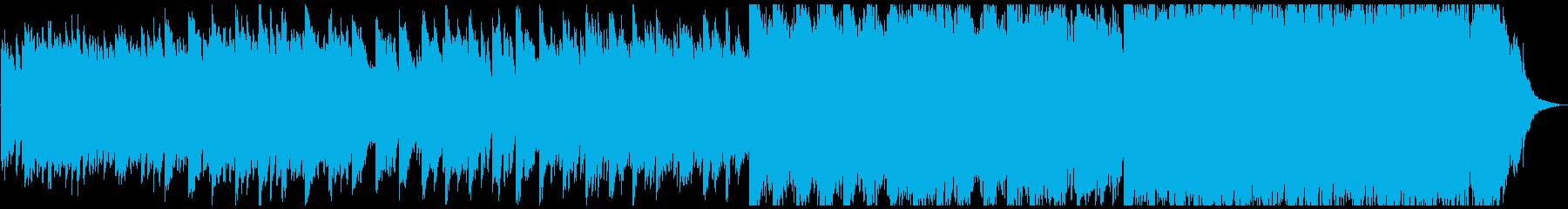 現代的 交響曲 室内楽 ほのぼの ...の再生済みの波形