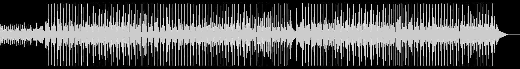 【日常系】ベルが可愛い陽気な曲の未再生の波形