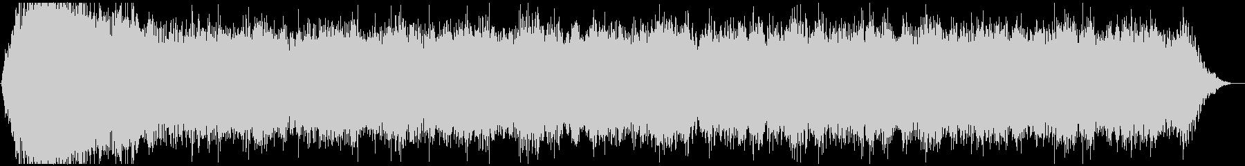 ドローン M ノイズ01の未再生の波形