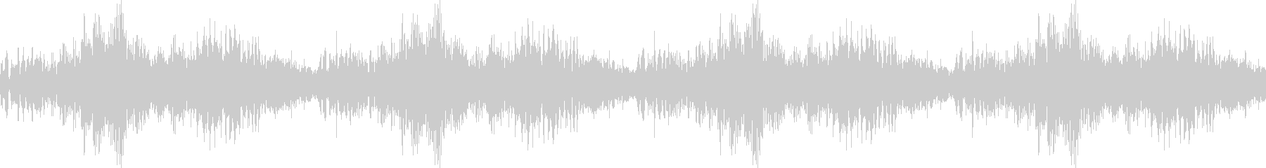 アラート音 LOOP有り 危険度高の未再生の波形