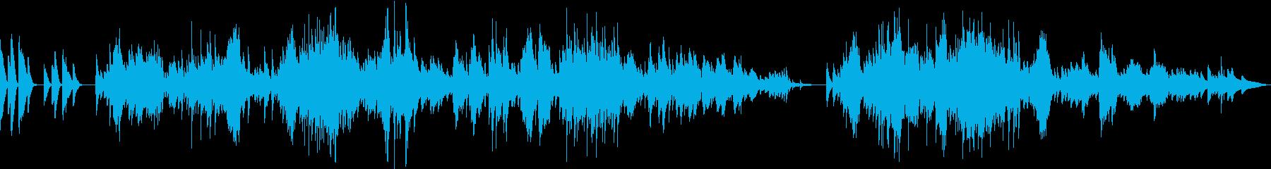 夜想曲第20番 遺作/ショパン・アコギの再生済みの波形