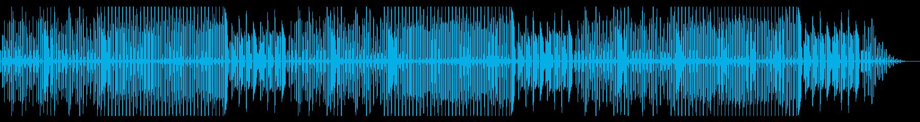 「ウイリアムテル序曲」脱力系アレンジの再生済みの波形