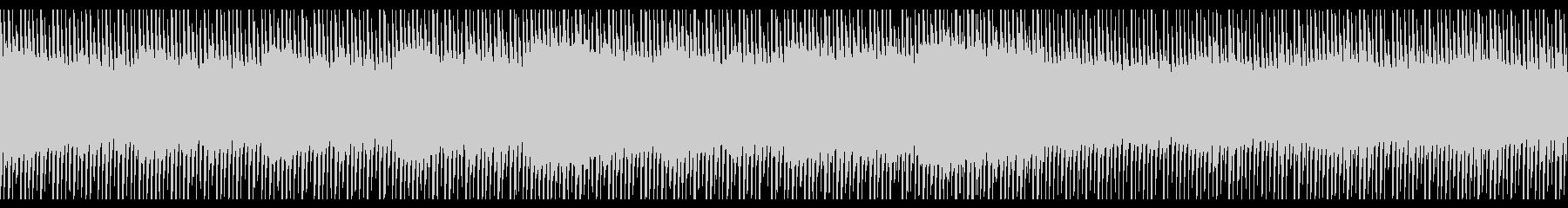 1分30秒のループ音源の未再生の波形