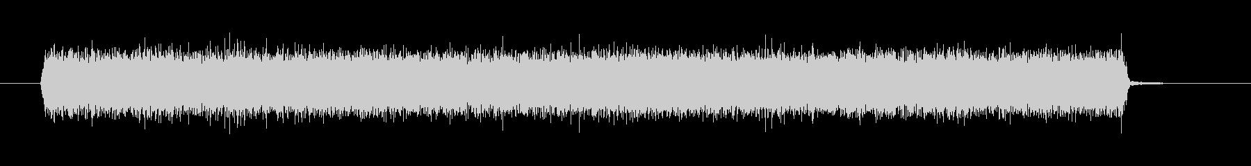 導火線/引火/ジジジ…/爆弾の未再生の波形