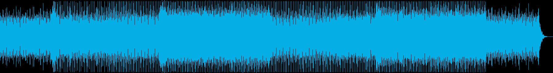 Bright electro, corporate VP's reproduced waveform