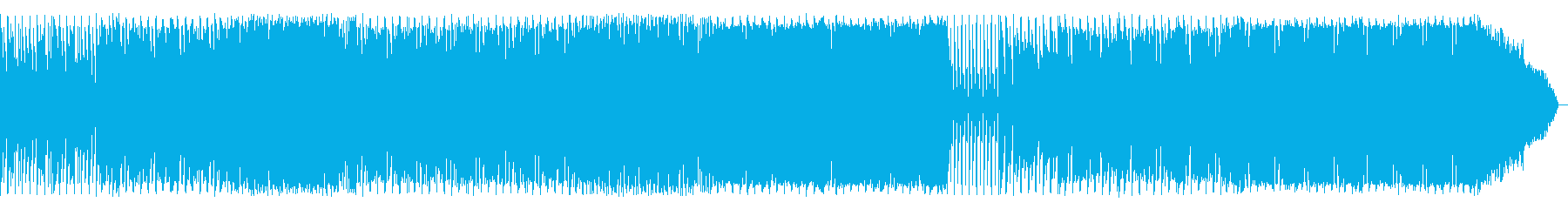 80年代のアリーナロックのような大...の再生済みの波形