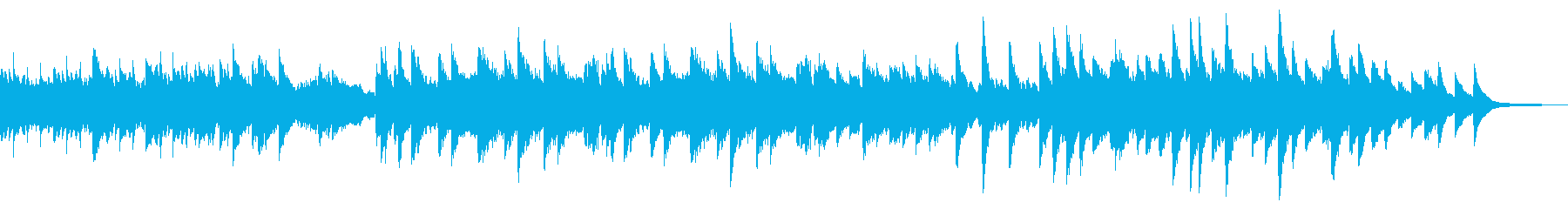 ピアノ情熱 OP・ED曲 映画サントラ風の再生済みの波形