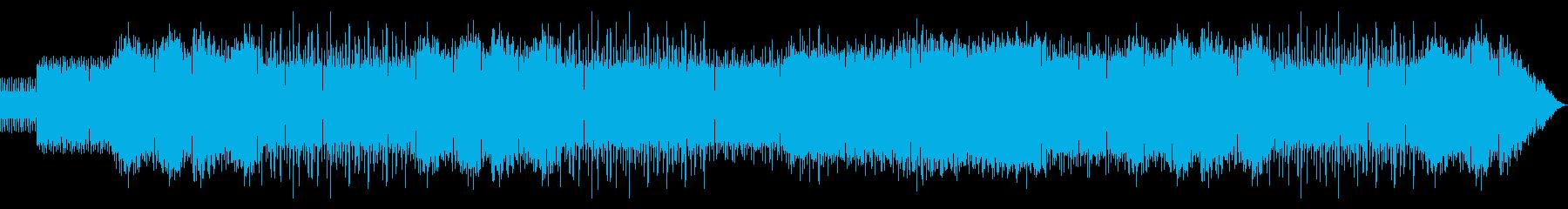 高次元空間の数学的解釈 テクノの再生済みの波形
