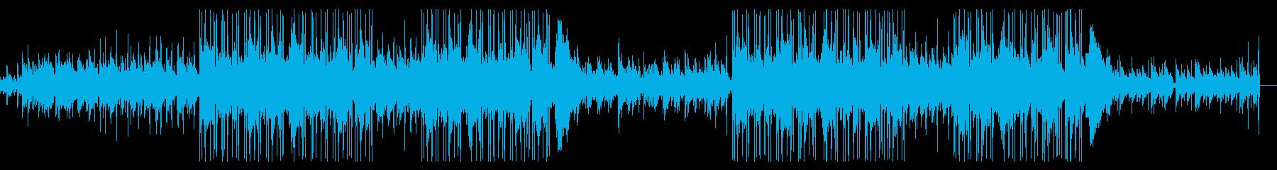 企業VP いやし・チル 53の再生済みの波形
