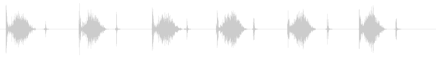 PC マウス ムーブ02-06(ハード)の未再生の波形
