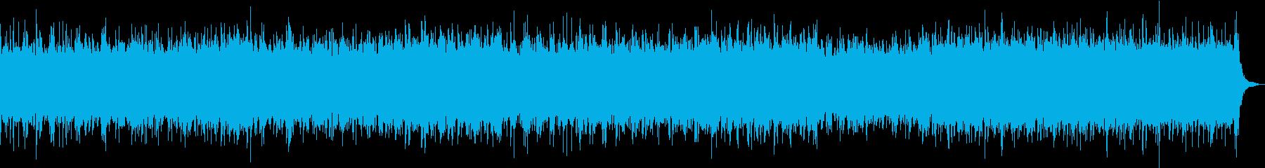 オープニング疾走感オーケストラ・企業VPの再生済みの波形