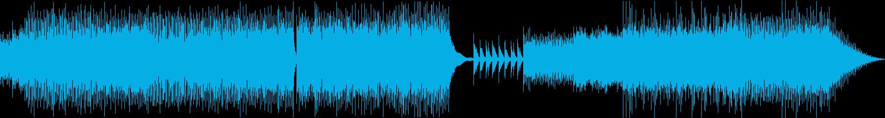 駆け抜ける疾走感バイオリン/ゲーム戦闘曲の再生済みの波形