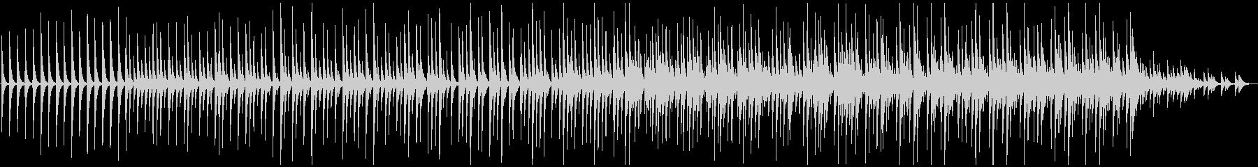 木琴5音階チャイム豪華版、ミニマルの未再生の波形