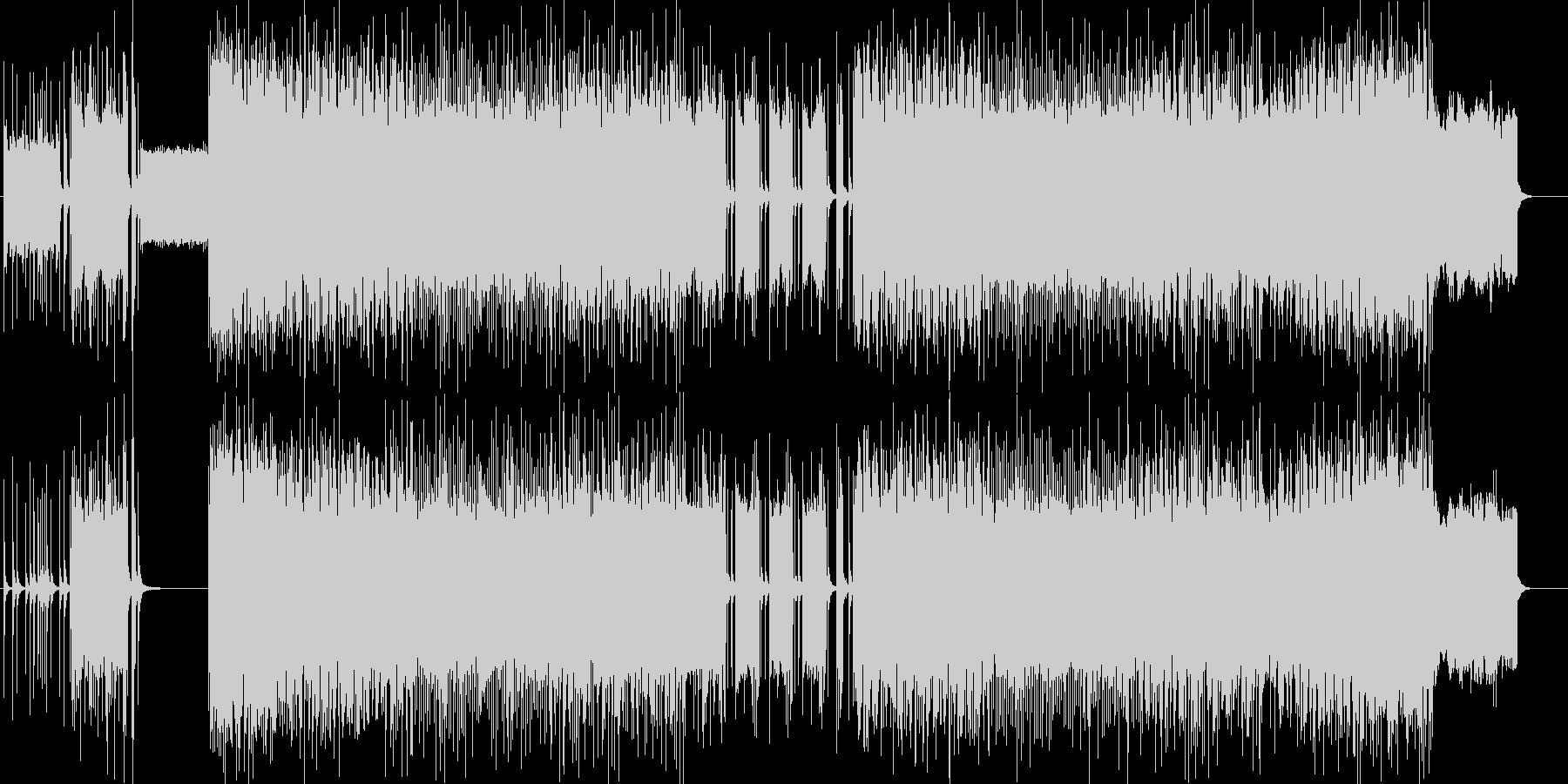 「DARK・DEATH」BGM223の未再生の波形