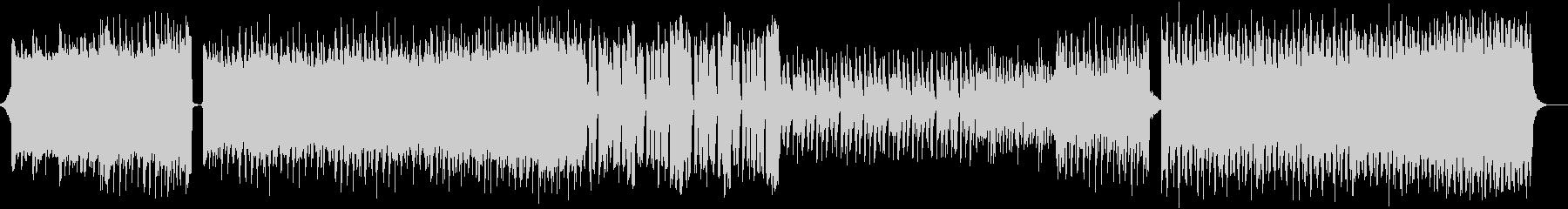 Futurebassの未再生の波形