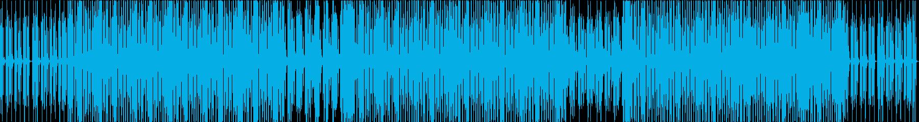 スタイリッシュな大人系HIPHOPの再生済みの波形