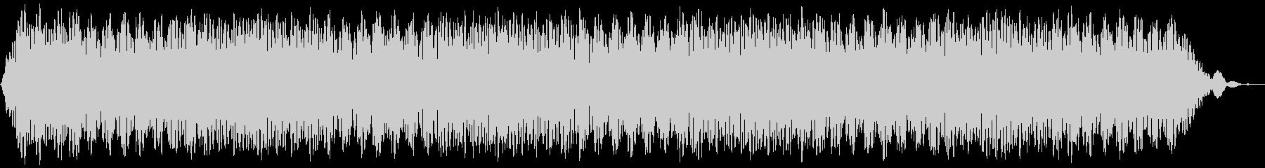 【アンビエント】ドローン_44 実験音の未再生の波形