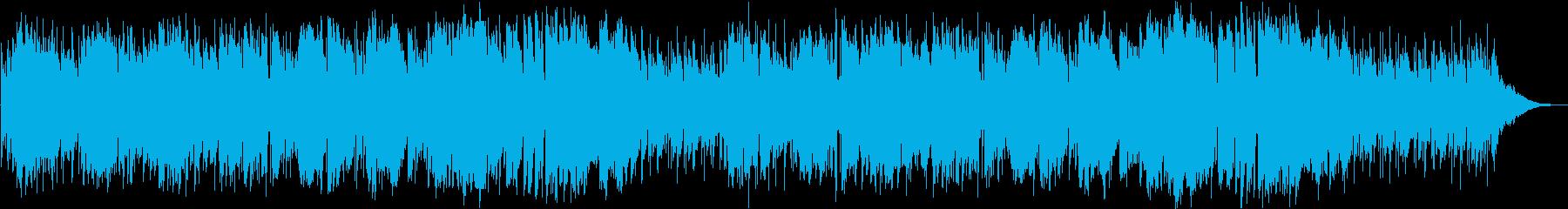 やすらぎのヴァイオリンPOPSの再生済みの波形