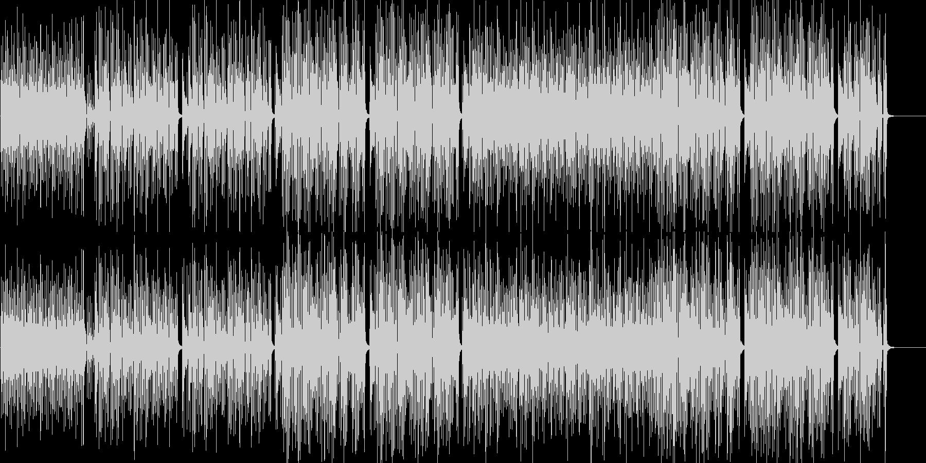 ■ボサノバ・マリンバ・ゆったり・ほのぼのの未再生の波形