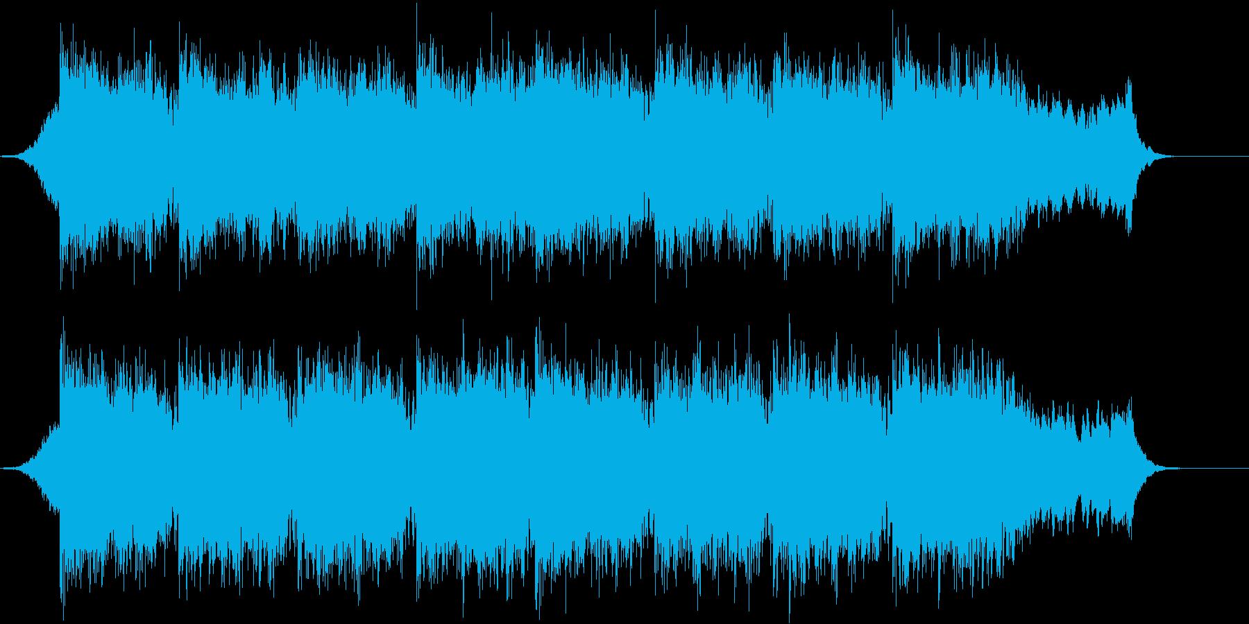 企業VPや映像67、オーケストラ、壮大cの再生済みの波形