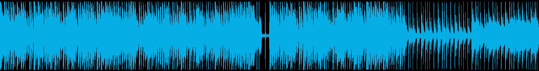 Chorus & band heartwarming loop's reproduced waveform