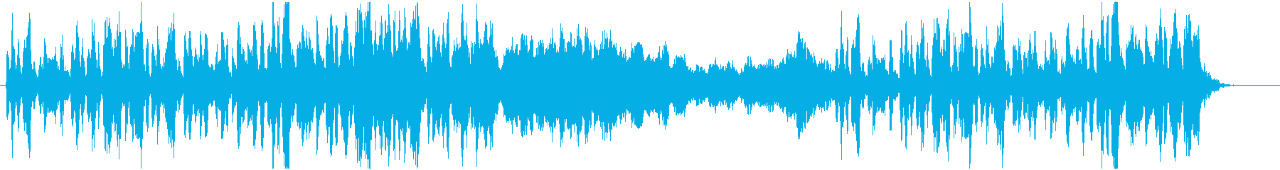 悲しい/怖い/優しい/オーケストラ/夏の再生済みの波形