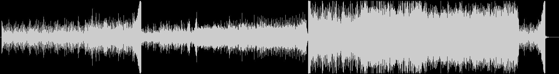ものづくり・ワクワク系の動画BGMに最適の未再生の波形